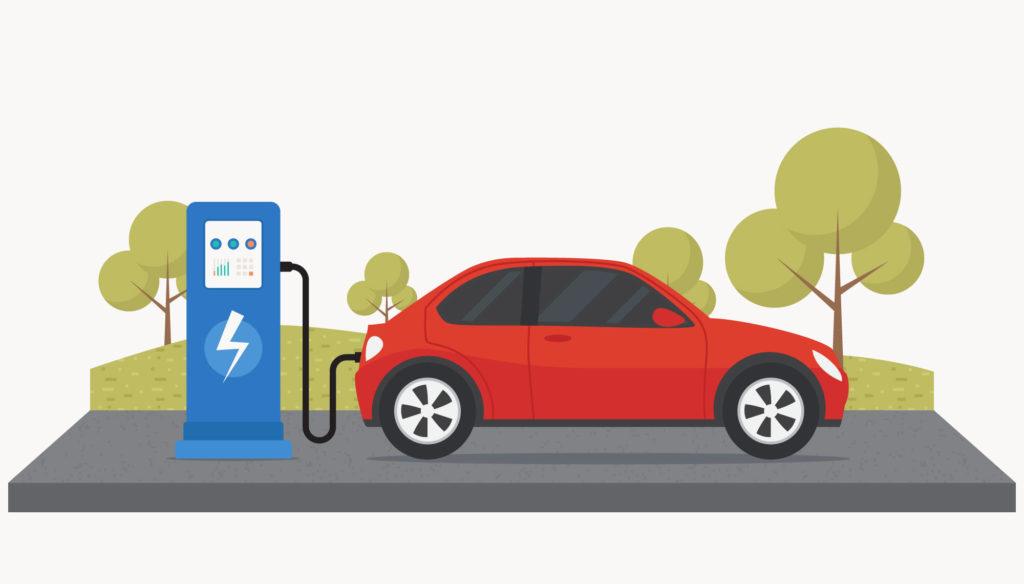 Elektroauto kaufen schlangen